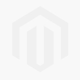 CBS Clear Faux Leather Bedstead